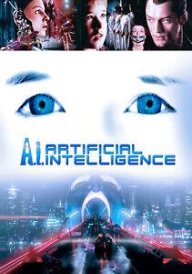 35mm Feature Film A I Artificial Intelligence 2001 Steven Spielberg Ebay