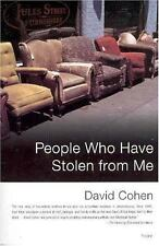 People Who Have Stolen from Me: Rough Justice in the New South Africa Cohen, Da