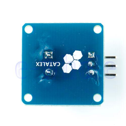 DC Spannungssensormodul Spannungsprüfer Divider für Arduino ER