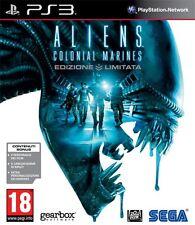 Aliens: Colonial Marines Limited Edition PS3 - totalmente in italiano