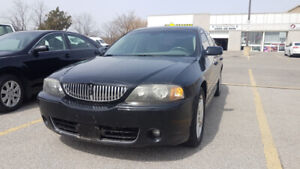 2006 Lincoln LS Loaded