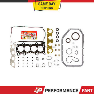 Fits 02-06 Acura RSX Type-S IVtec 2.0 K20A2 DOHC Full Gasket Set Head Bolts