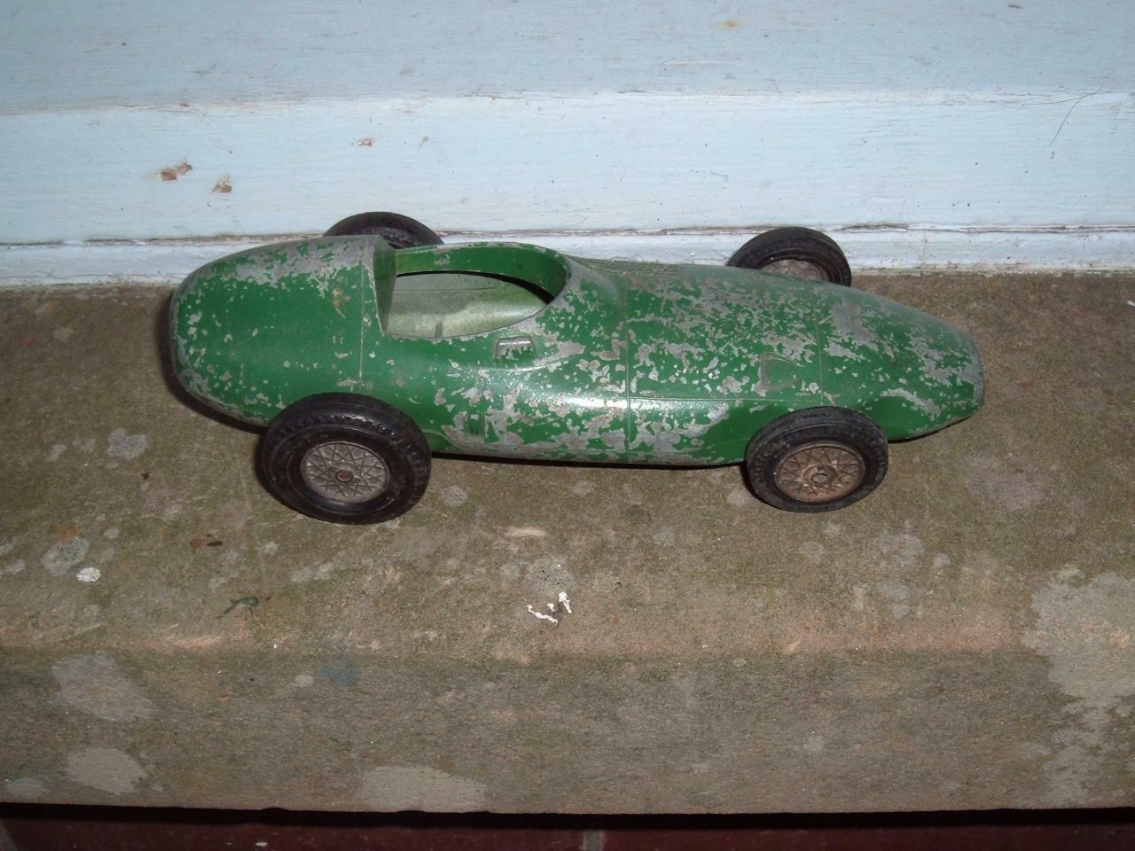 METTOY CORGI 1 24 ISH VANWALL GRAND PRIX RACING CAR NEEDING RESTORATION
