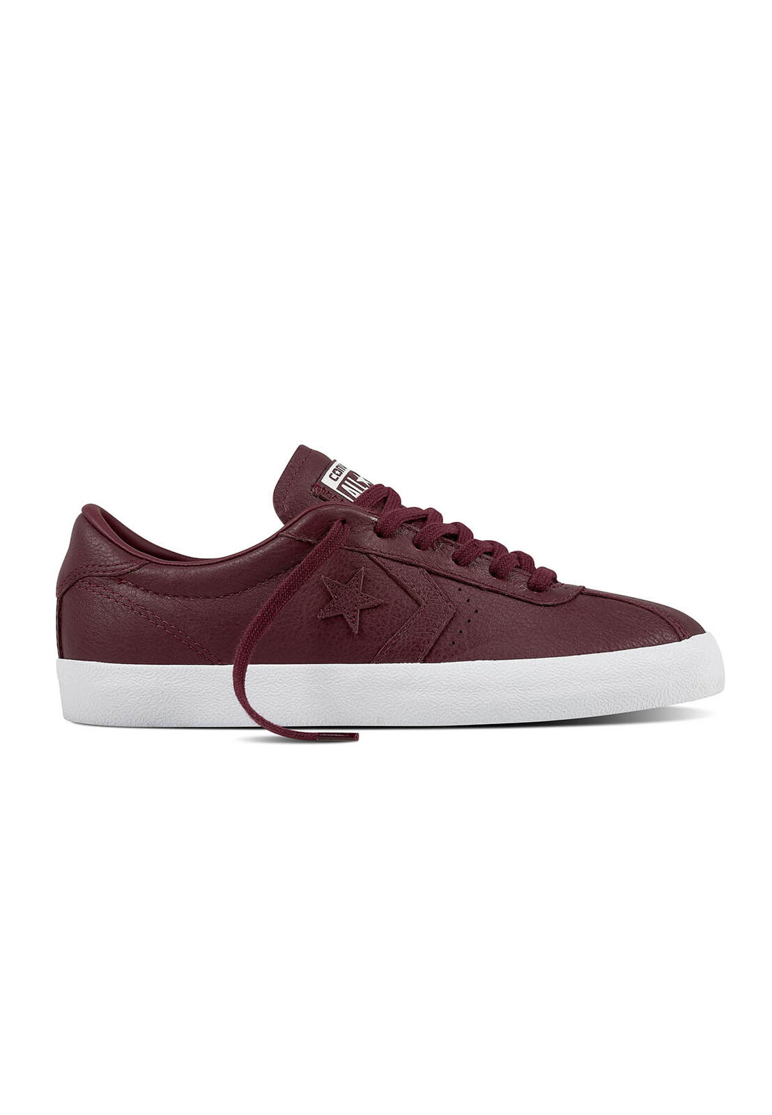 Converse Trainers Breakpoint Ox 157800c Dark Red