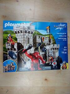 Playmobil 5670 Château Et Troll