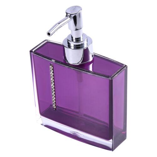 Bathroom Accessory Set Luxury Bath Vanity Set With Toothbrush Holder Containe