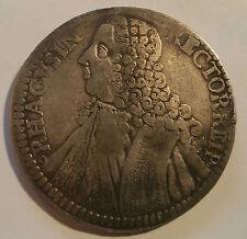 RAGUSA DUBROVNIK CROATIA / 1768 Τhallero (Ducat Et Sem) !!
