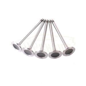 For-Volvo-V40-S40-S60-S80-99-14-Set-of-5-Engine-Intake-Valves-9454607-6-mm-Stem