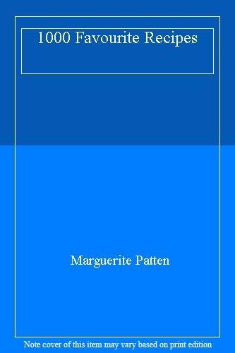 1000 Favourite Recipes,Marguerite Patten