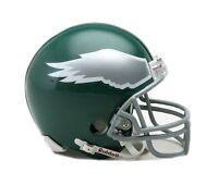 Philadelphia Eagles 1974-1995 Riddell Throwback Mini Helmet New in Factory Box