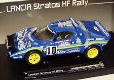 1/18 Lancia Stratos Chardonnet 1st Tour de Corse 1981  B.Darniche