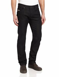 JEAN-DIESEL-DARRON-0800W-REGULAR-SLIM-TAPERED-NOIR-HOMME