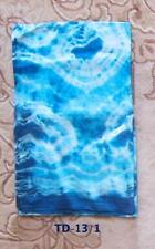 SILK TIE-DYE SCARF.  Four Different Colors. FREE SHIPPING.  (Style # TD-13)