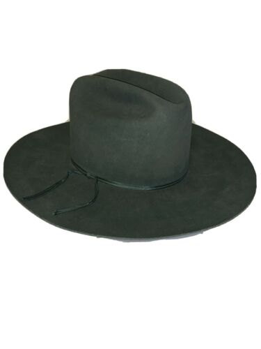 Vintage American Hat Co. Maxi-Felt Cowboy Hat (gre