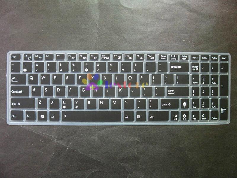 Keyboard Cover Skin for Asus GL702VM K52JR K52JC N550JK UX510UW N752VX GL702VS