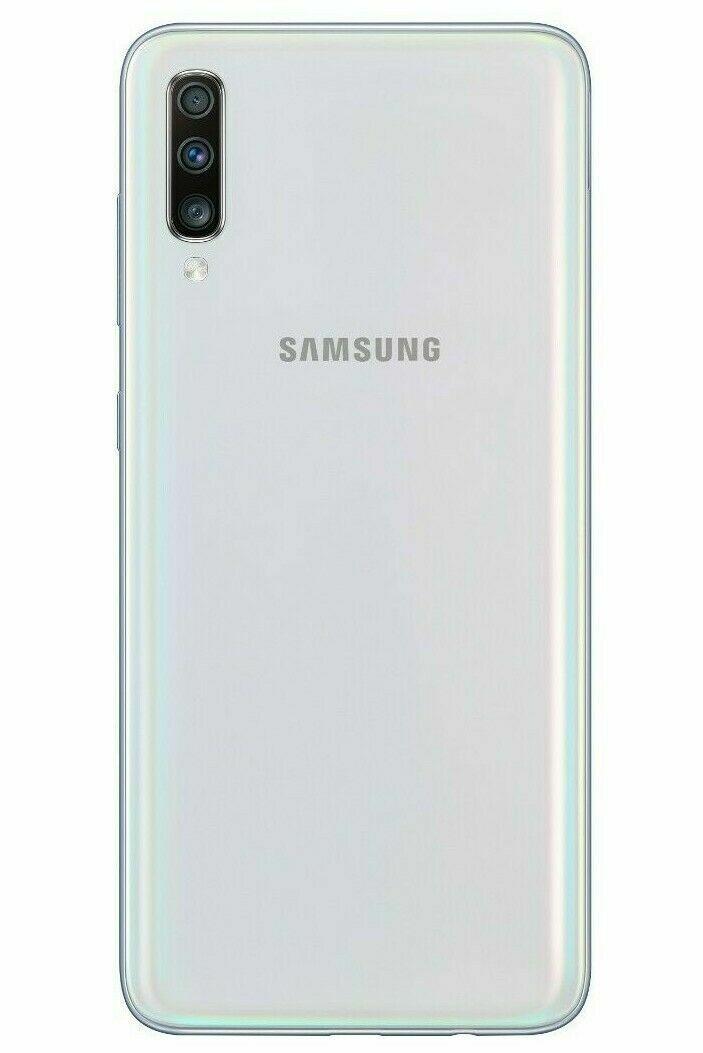 samsung galaxy a70 sm a705m ds 128gb dual sim unlocked gsm smartphone white