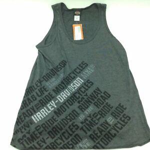NEW Harley Womens Miss Motor Raglan Black T-shirt S M L 2X