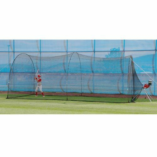 Reconditioned Heater Sports Power Alley 22 Ft Batting Cage