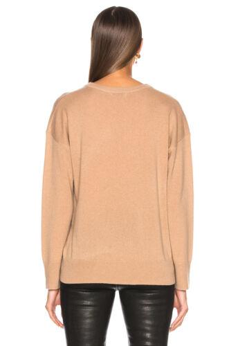 Sweater V S 278 Karamel hals M Nwt udstyr Lucinda Cashmere Størrelse wXqPgFE