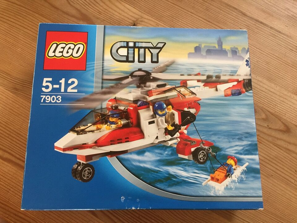 Lego City, 7903 Rescue Helicopter