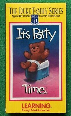 Family Snodgrass: Potty Time