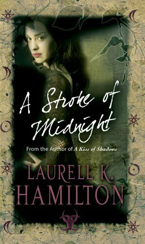 A Stroke Of Midnight: Urban Fantasy (Merry G... by Hamilton, Laurell K Paperback