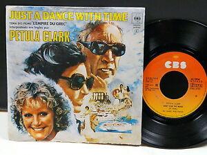 BO-Film-OST-L-empire-du-grec-Just-a-dance-with-me-PETULA-CLARK-CBS-6781-Portugal