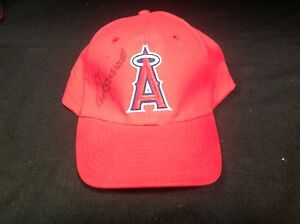 Mike Scioscia signed Los Angeles Angels of Anaheim Baseball Hat PSA/DNA #L74740