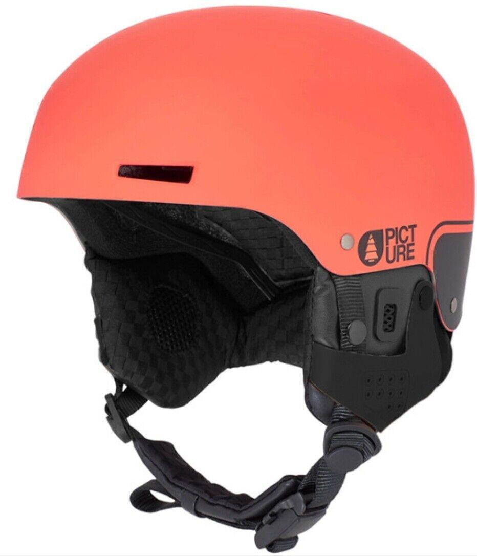 Picture organic tempo helmet coral unisex nouveau