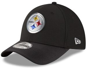 cb70c2cc79a Image is loading Pittsburgh-Steelers-New-Era-39Thirty-NFL-Color-Rush-