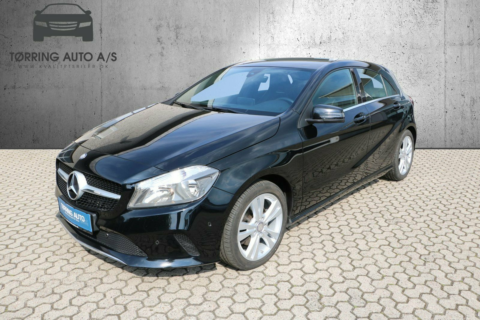 Mercedes A200 d 2,2 Urban 5d