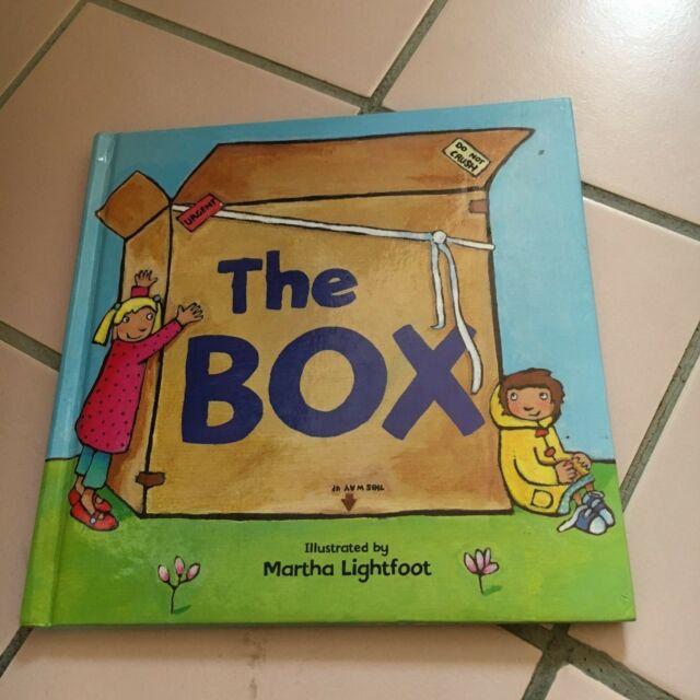 MARTHA LIGHTFOOT. THE BOX. HARDCOVER. 9781845393885
