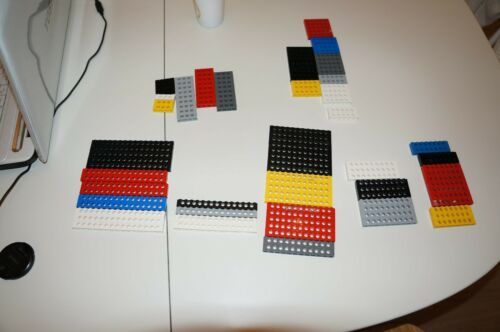 lego 32018 LegoTechnic Brick 1 x 14 with Holes