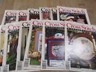 12 Cross Stitch & Country Crafts Magazines 1991 92 & 93