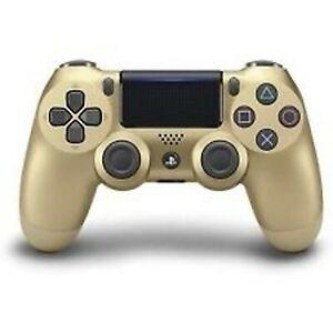 Sony-PlayStation-4-DualShock-Wireless-Gold-Controller-Brand-New