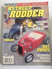 Street Rodder Magazine Nine Inch Ford Irs September 1994 032417nonrh