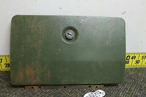 OEM-GM-Glove-Box-Door-with-Hinge-1970-1972-Buick-Skylark-Bin13