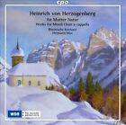 Heinrich von Herzogenberg: An Mutter Natur (CD, Feb-2012, CPO)