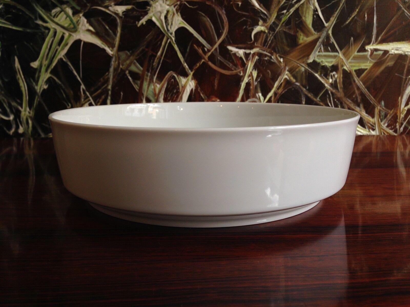 Fürstenberg voiturelo blanc Bowl Ø 23cm nouveau