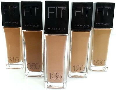 Maybelline Fit Me Liquid Foundation SPF18  30ml  Available in 8 Shades