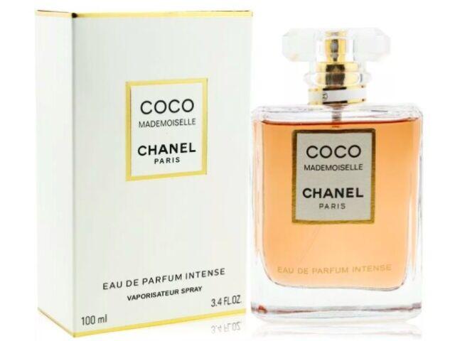Chanel Coco Mademoiselle INTENSE Eau De Parfum 3.4oz |100 ml New Sealed Women