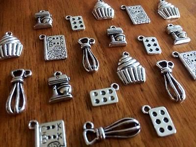 10-100 Bronze Halloween Charms for Scrapbooking /& Cardmaking