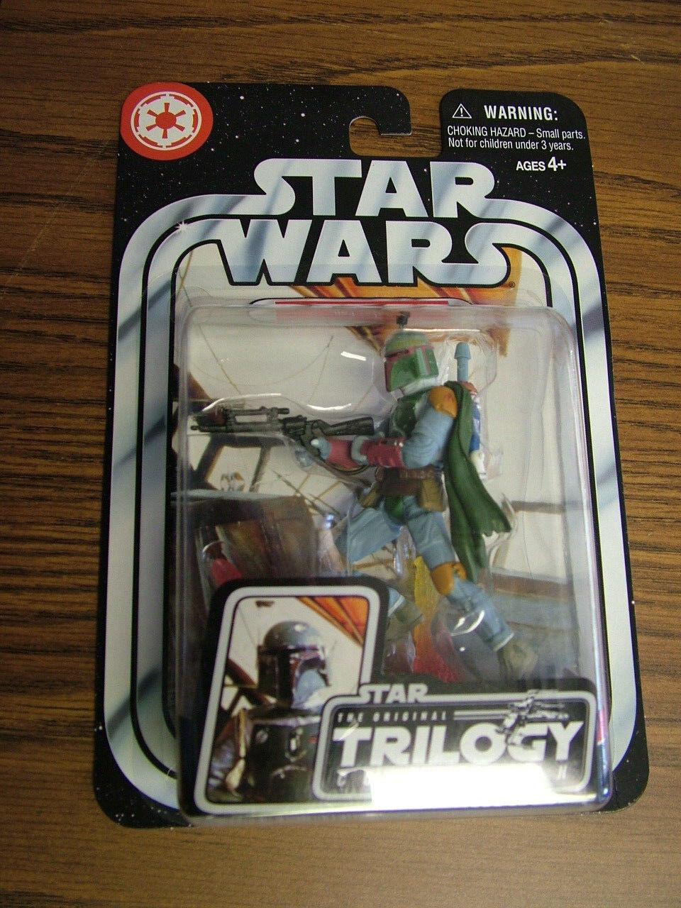 Star Wars  Original Trilogy Collection --  Boba Fett  2004 - Sealed