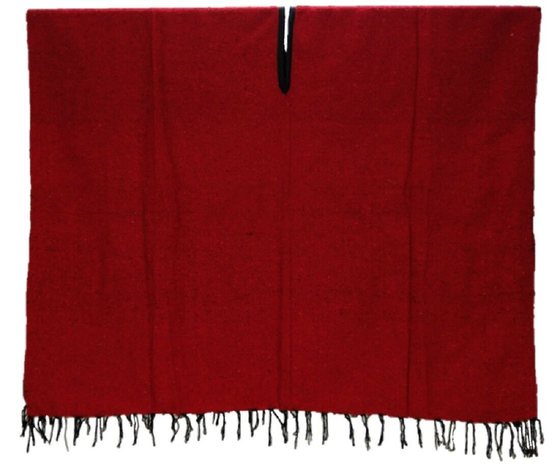Sharpshooter Clint Eastwood Style Texmex Western Party Designer Brown Poncho