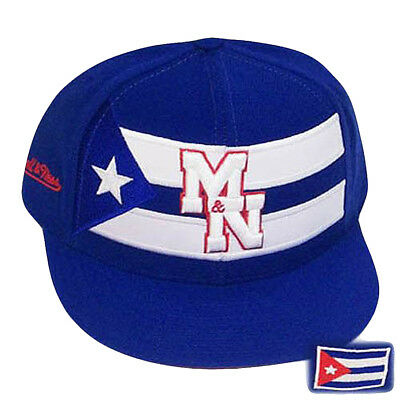 Weitere Ballsportarten Rational Cuba Passende Flache Bill Weißes Hut Mütze Mitchell Ness 7 5/8 Von Der Konsumierenden öFfentlichkeit Hoch Gelobt Und GeschäTzt Zu Werden