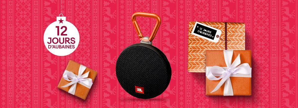Magasiner - 31,99 $ Haute-parleur Clip 2 de JBL