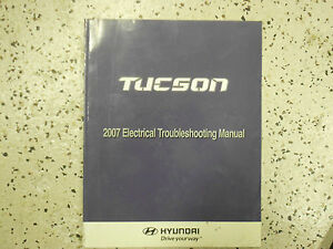 details about 2007 hyundai tucson electrical wiring diagram troubleshooting manual factory new 2007 Hyundai Wiring Diagram 2007 hyundai tucson service repair shop