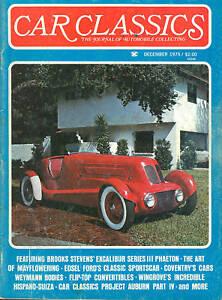 CAR-CLASSICS-Edsel-Ford-Classic-Sportscar-Flip-top-Cons
