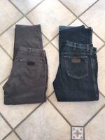 Jeans, Forskellige, str. findes i flere str.
