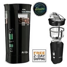 Mr. Coffee IDS77-RB 12 Cup Electric Grinder - Black